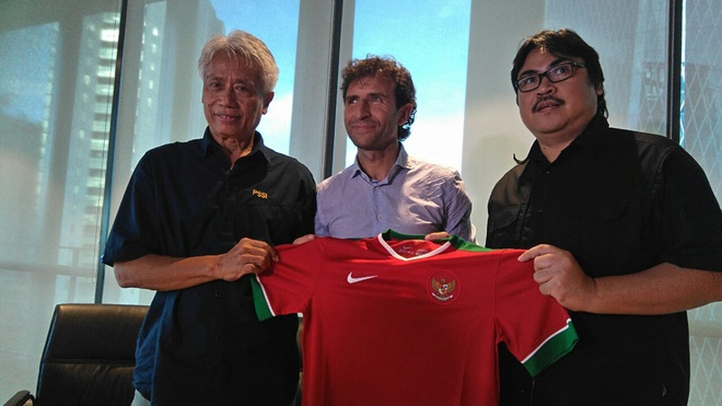 Tuyen Indonesia ket duyen thay cu De Gea, Mata, Herrera hinh anh 1