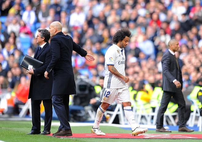 Real Madrid gap bao chan thuong anh 1