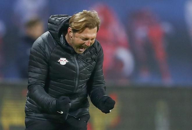 Leipzig ha guc doi bat bai cuoi cung cua Bundesliga hinh anh 8