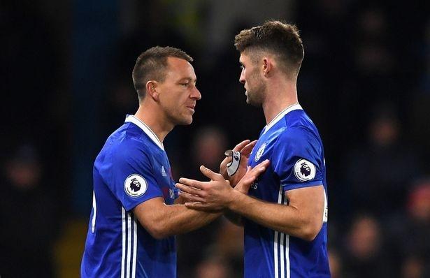 Uoc vong cua doi truong Terry o Chelsea anh 1