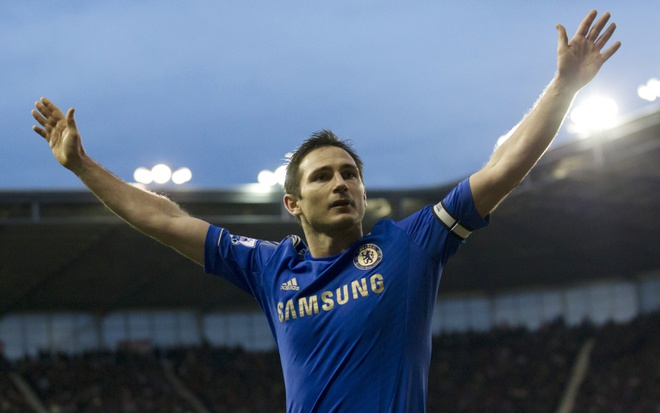 11 thong ke chung minh su vi dai cua Lampard hinh anh 1