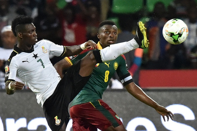 Cameroon doat ve da chung ket cup chau Phi hinh anh 4