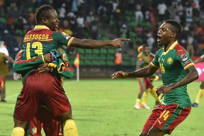 Cameroon doat ve da chung ket cup chau Phi hinh anh 7