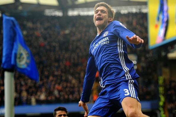 Ha Arsenal 3-1, Chelsea trai hoa hong tren duong dang quang hinh anh