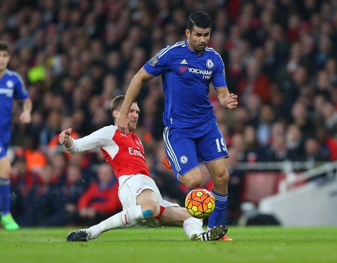 Tran Chelsea vs Arsenal anh 6