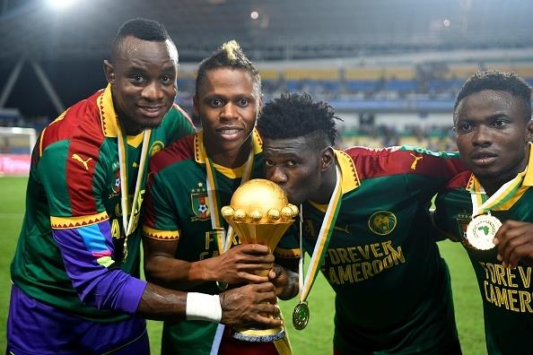Nguoc dong ha Ai Cap, Cameroon dang quang cup chau Phi hinh anh