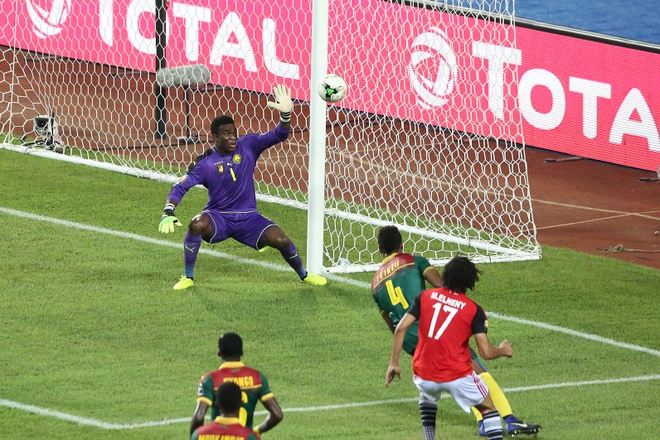 Nguoc dong ha Ai Cap, Cameroon dang quang cup chau Phi hinh anh 1