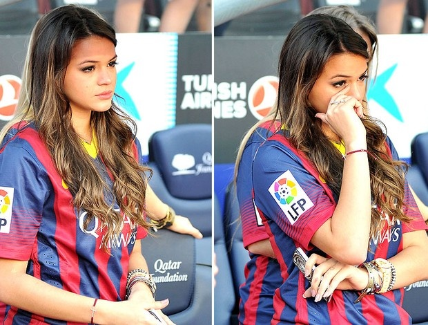 Bi treo gio, Neymar di xem phim voi ban gai xinh xan hinh anh 8