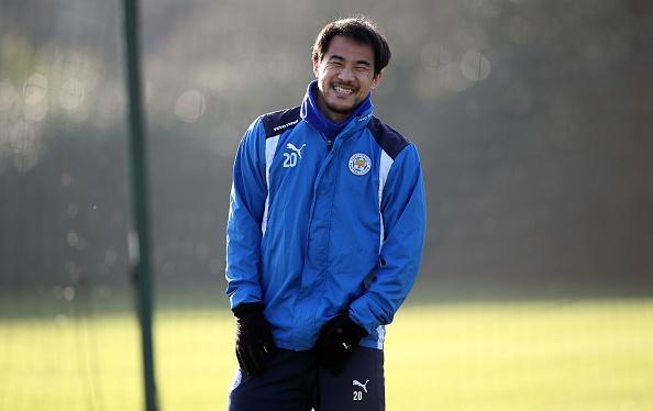 Dan cau thu Leicester tuoi cuoi trong bao to hinh anh