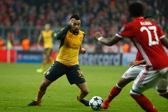 tran Arsenal vs Bayern Munich anh 5