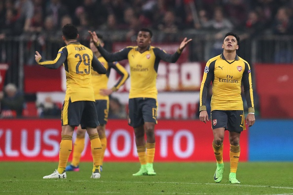 tran Arsenal vs Bayern Munich anh 9