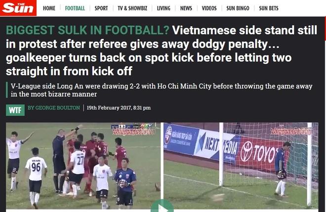Truyen thong the gioi cham biem V.League lo bich, dien ro hinh anh 2