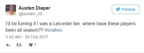 Ca doi Leicester bi xo xien la ran doc hinh anh 7