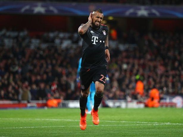 tran Arsenal vs Bayern Munich anh 3