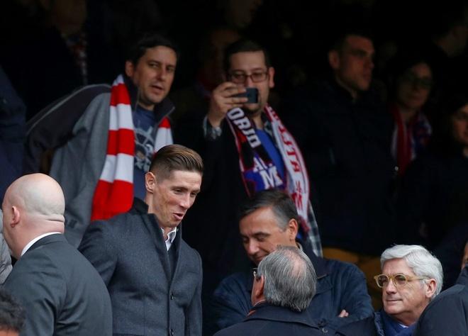 Torres tro lai tap luyen anh 3