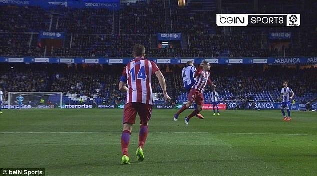 Torres tro lai tap luyen anh 6