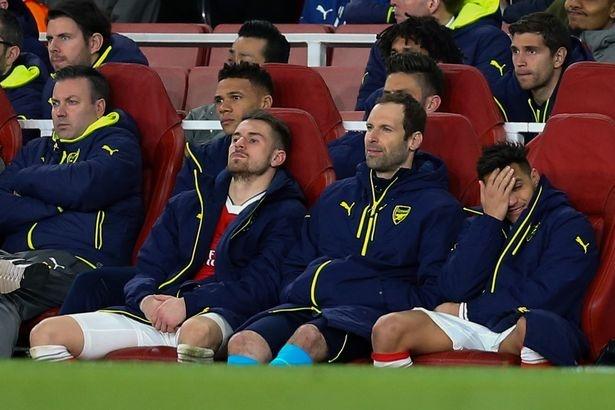 tran Arsenal vs Bayern Munich anh 4
