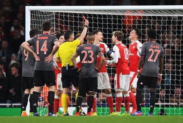 tran Arsenal vs Bayern Munich anh 7