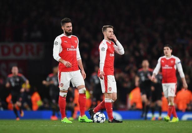tran Arsenal vs Bayern Munich anh 6