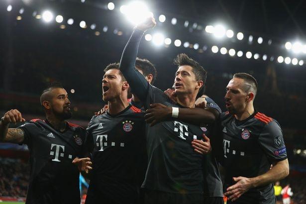 tran Arsenal vs Bayern Munich anh 8