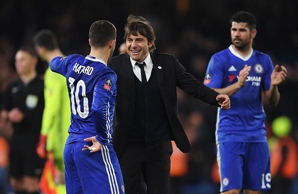 Chelsea vao danh sach so hai cua MU hinh anh