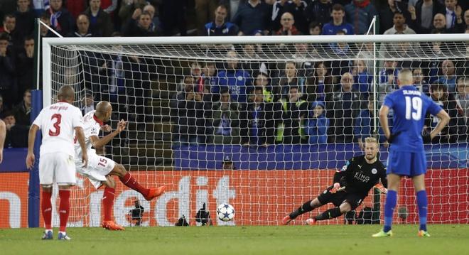 Tran Leicester vs Sevilla anh 1