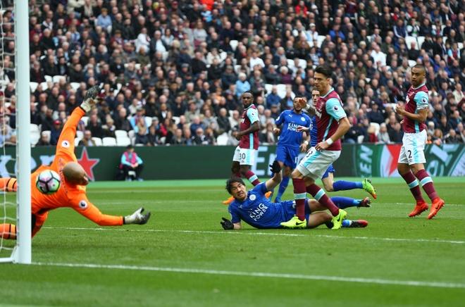 Leicester thang tran thu tu lien tiep sau thay tuong hinh anh 3