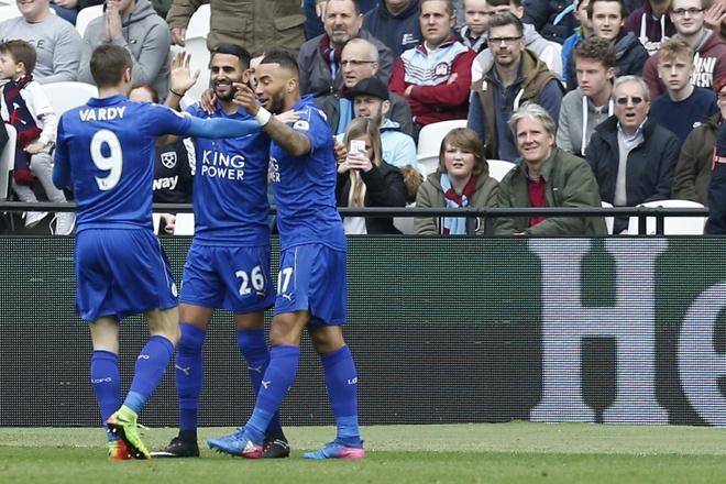 Leicester thang tran thu tu lien tiep sau thay tuong hinh anh 4