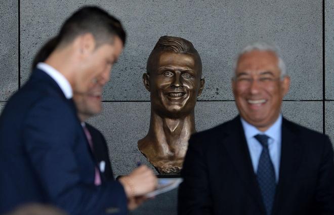 le doi ten san bay Madeira thanh Ronaldo anh 4