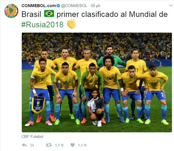 Xac dinh doi dau tien doat ve du World Cup 2018 hinh anh 2