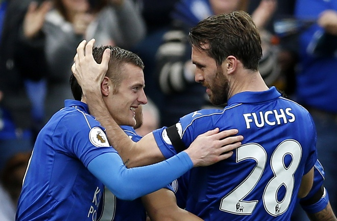 Tran Leicester vs Stoke City anh 6