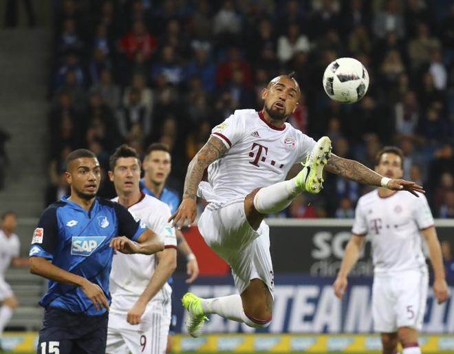 Tran Hoffenheim vs Bayern anh 3