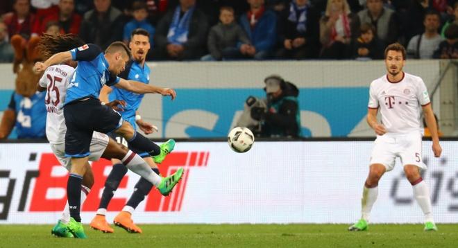 Tran Hoffenheim vs Bayern anh 4