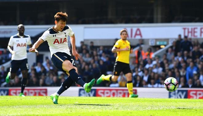 Tran Tottenham vs Watford anh 1
