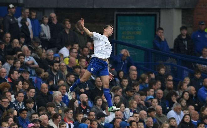 Keo Leicester ve mat dat, Lukaku cham dinh phong do ghi ban hinh anh 8