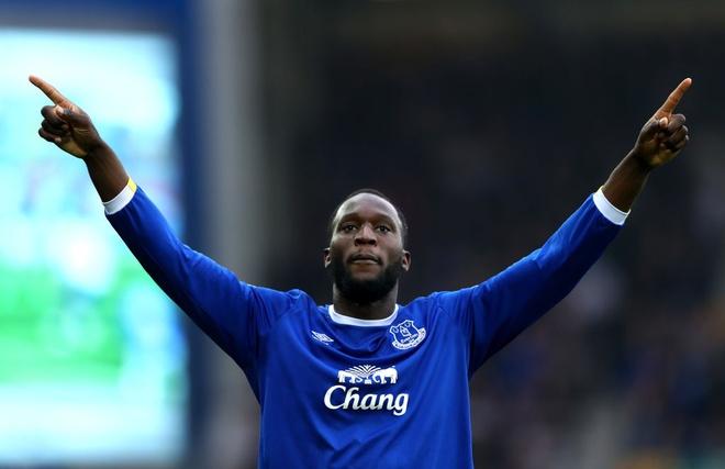 Keo Leicester ve mat dat, Lukaku cham dinh phong do ghi ban hinh anh
