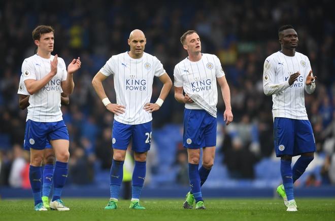 Keo Leicester ve mat dat, Lukaku cham dinh phong do ghi ban hinh anh 9