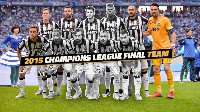 HLV Juventus huy dong phuong an tong tan cong Barca hinh anh 1