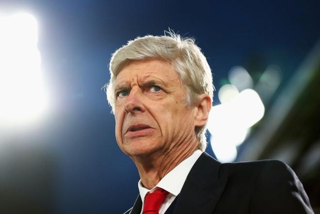 Wenger lap ky luc te hai nhat su nghiep o Arsenal hinh anh