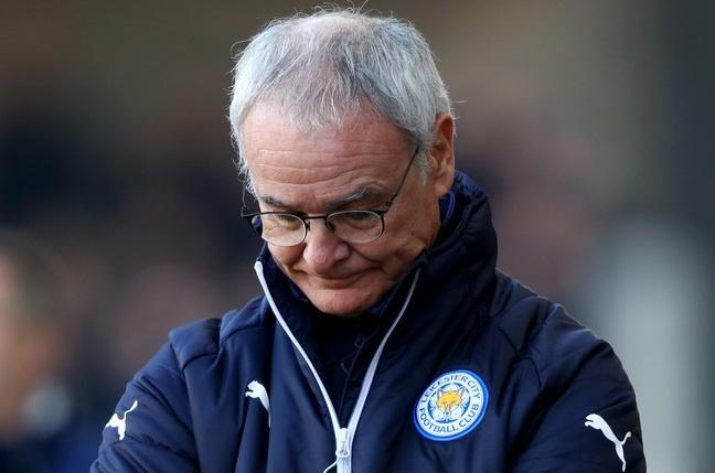 Ranieri: 'Co nguoi tro ly dam sau lung toi' hinh anh 1