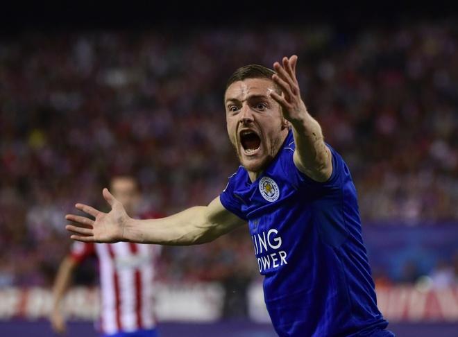 Leicester thua Atletico vi qua phat den tuong tuong hinh anh