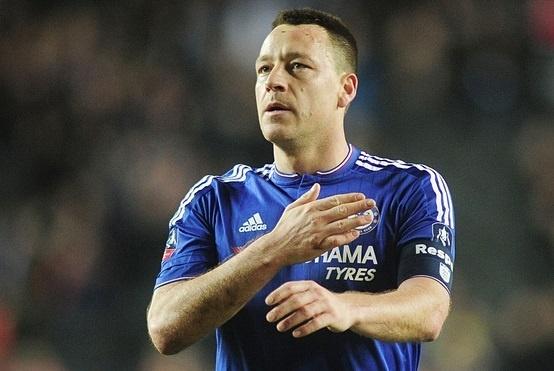 Huyen thoai John Terry chia tay Chelsea hinh anh