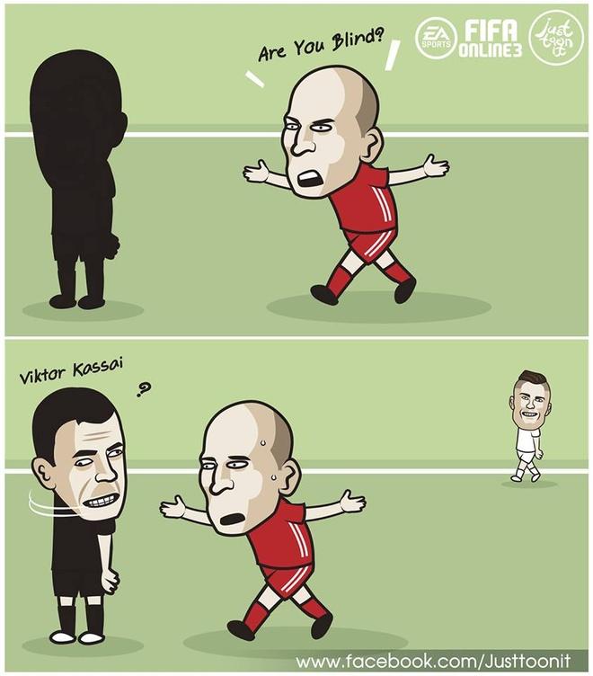 Biem hoa thi sinh Zidane hoc gioi con duoc cho nhin bai hinh anh 4