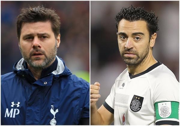 HLV Tottenham mang Xavi anh 1