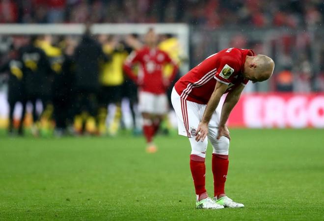Bayern te nhat sau 17 nam hinh anh