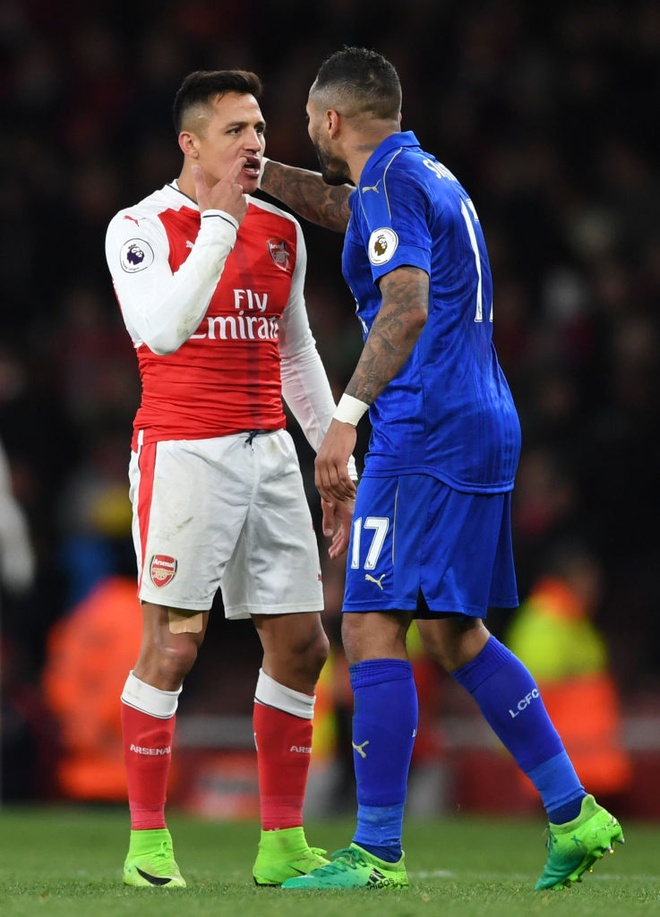 tran Arsenal vs Leicester City anh 5