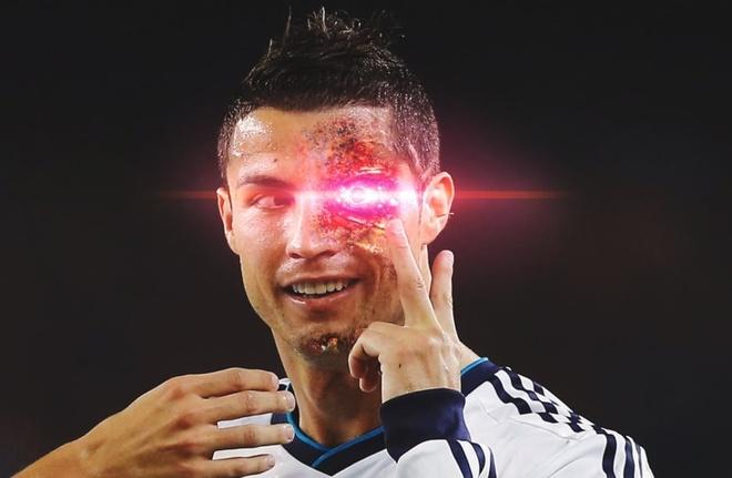Ronaldo: 'Toi khong phai nguoi ngoai hanh tinh' hinh anh