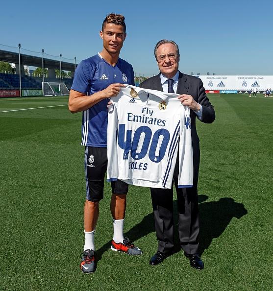 Ronaldo: 'Toi khong phai nguoi ngoai hanh tinh' hinh anh 1