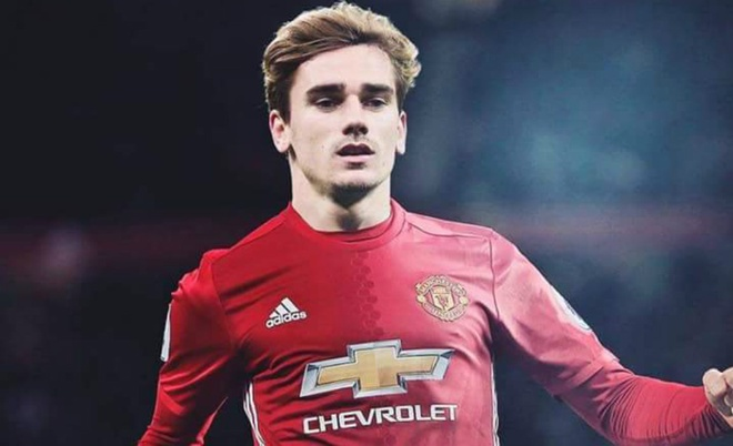 Griezmann dong y sang MU anh 1