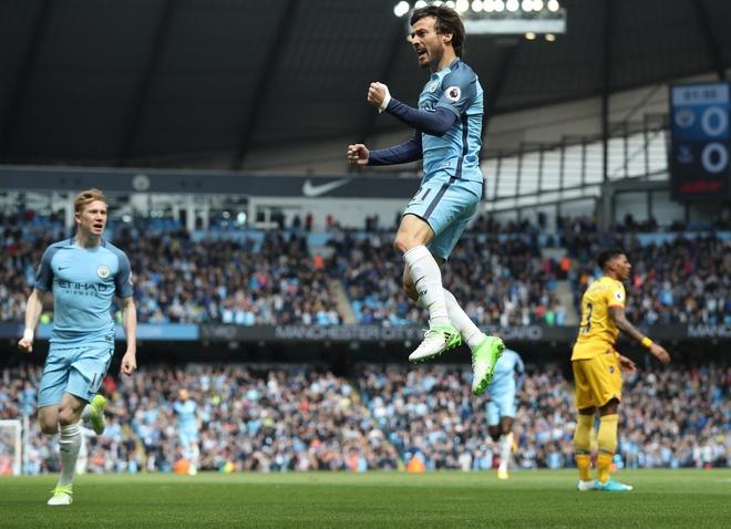 Tran Man City vs Crystal Palace anh 7